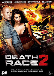 Death Race 2 Poster