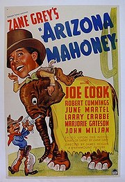 Arizona Mahoney