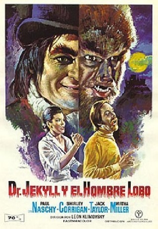 Dr. Jekyll y el Hombre Lobo (Doctor Jekyll and the Werewolf)
