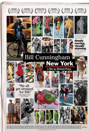 11155759 ori New York Times Photographer Bill Cunningham