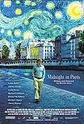 Midnight in Paris poster & wallpaper