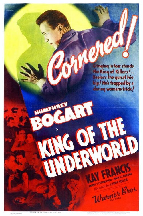 King of the Underworld Cover