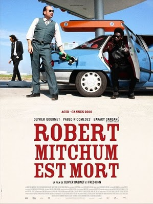 Robert Mitchum est mort (Robert Mitchum Is Dead)