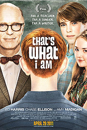 That&#039;s What I Am Poster