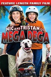 Nic & Tristan Go Mega Dega