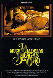 The Girl with the Golden Panties (La Muchacha de las Bragas de Oro)