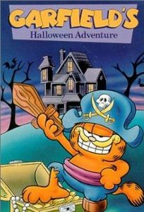 Garfield's Halloween Adventure (Garfield in Disguise)