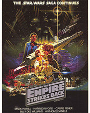 Star Wars: Episode V – The Empire Strikes Back (1980) Poster
