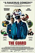 The Guard poster & wallpaper