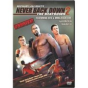 Never Back Down 2: The Beatdown (2011) Poster