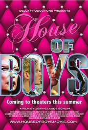 House of Boys Poster