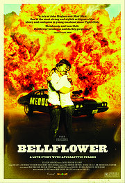 Bellflower poster Evan Glodell Woodrow