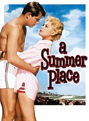 A Summer Place Poster