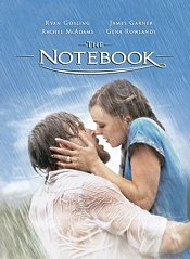 The Notebook poster Ryan Gosling Noah