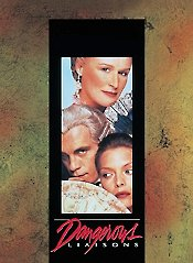 Dangerous Liaisons Poster