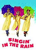 Singin' in the Rain poster & wallpaper