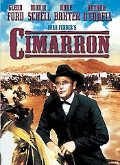 Cimarron Poster