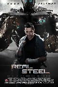 Real Steel poster & wallpaper