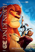 The Lion King poster & wallpaper