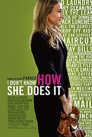 I Don&#039;t Know How She Does It Poster