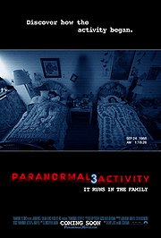 Paranormal Activity 3 (2011) BluRay