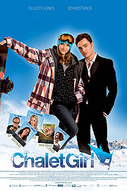 Chalet Girl Poster