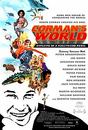 Corman&#039;s World: Exploits of a Hollywood Rebel Poster