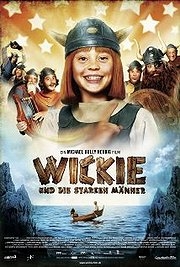 Vicky And The Treasure Of The Gods (Wickie Auf Grosser Fahrt)