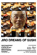 Jiro Dreams of Sushi poster & wallpaper
