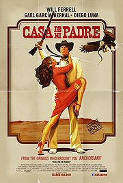 Casa de mi Padre Poster