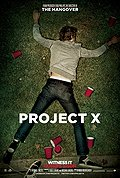 Project X poster & wallpaper