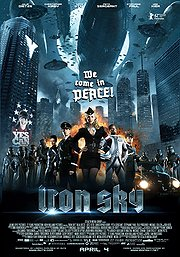 Iron Sky Poster