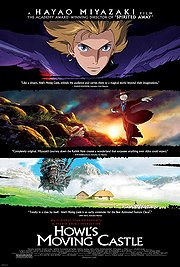 Howl&#039;s Moving Castle Poster