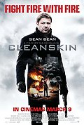 Cleanskin poster & wallpaper