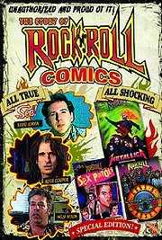 The Story Of Rock N Roll Comics