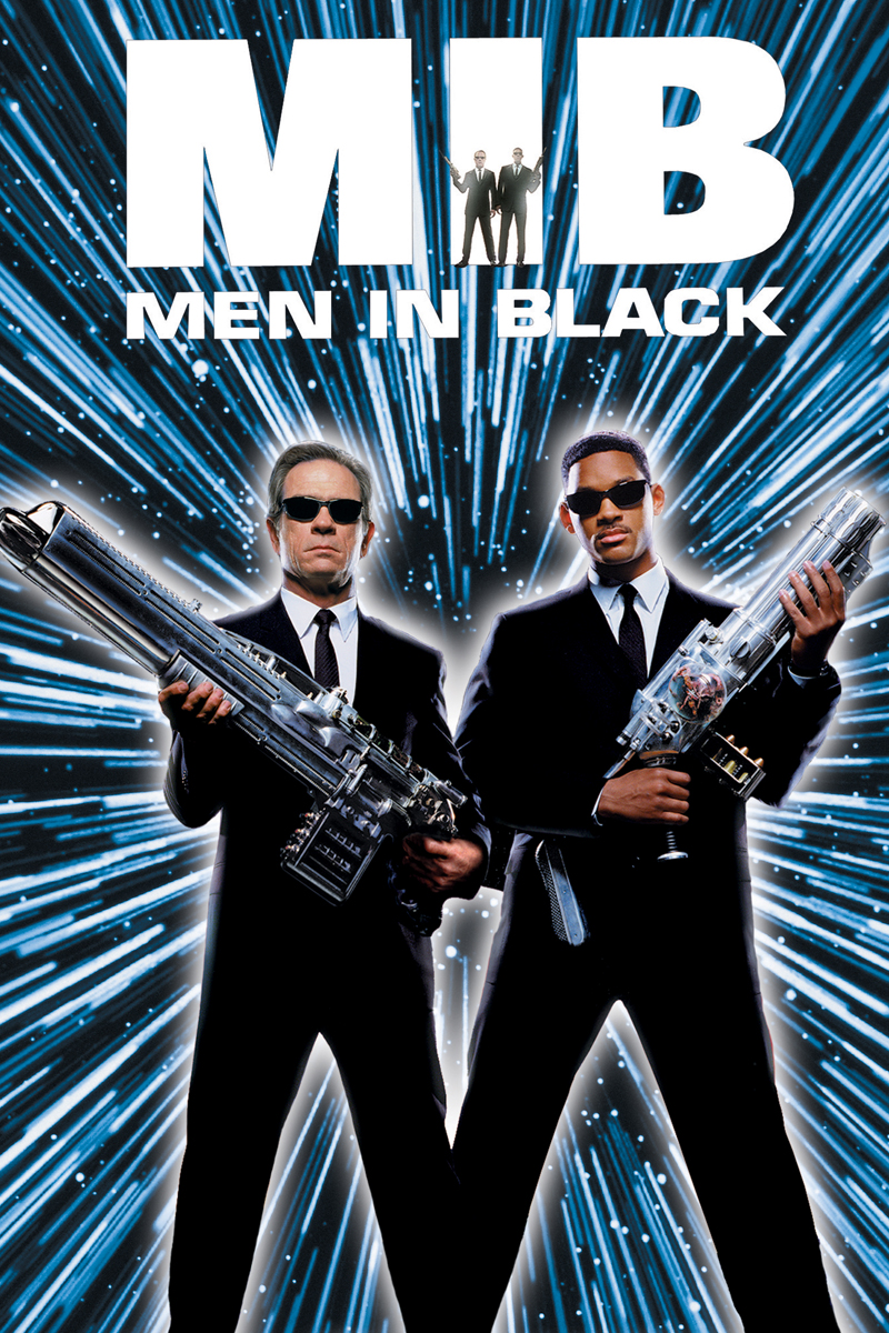 Poster del film M.I.B. - Men in black