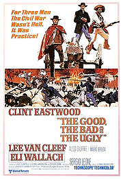 The Good, the Bad and the Ugly (Il Buono, il Brutto, il Cattivo.) (1966)