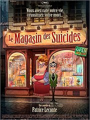 Le magasin des suicides (The Suicide Shop)