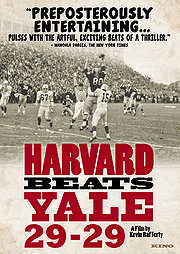 Harvard Beats Yale 29-29