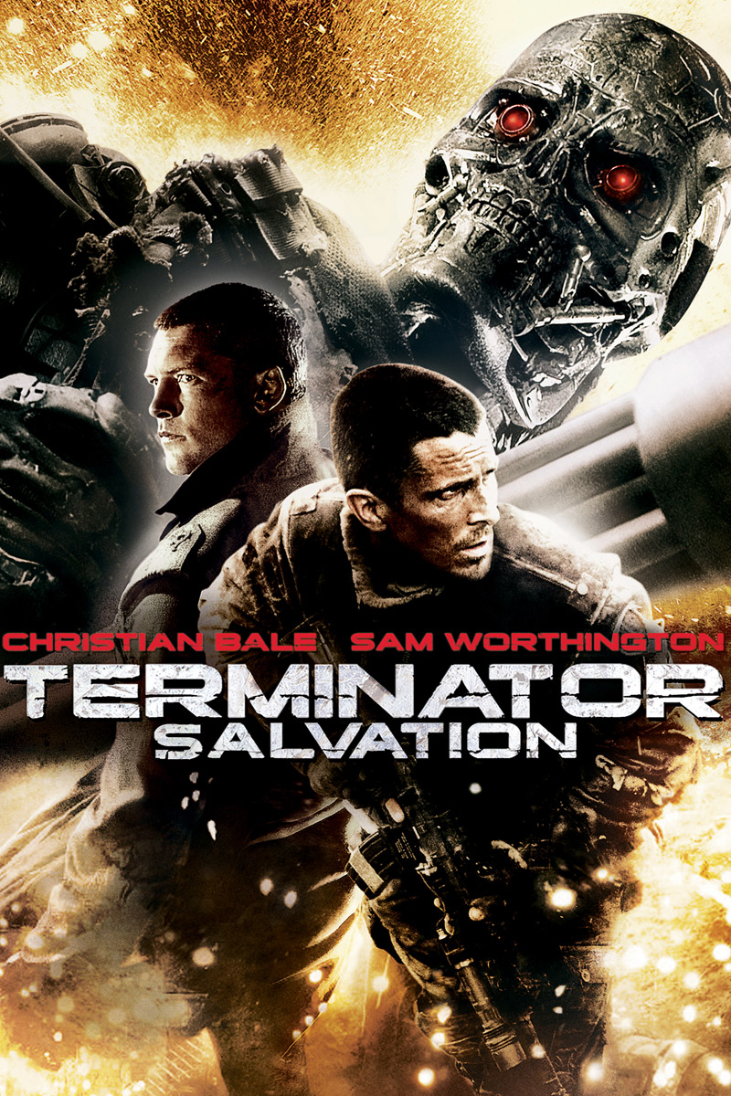 Poster del film Terminator Salvation
