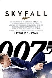 Skyfall Poster