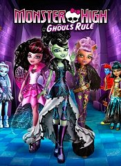 Monster High: Ghouls Rule