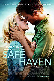 Safe Haven poster Josh Duhamel Alex