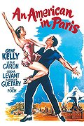 An American in Paris poster & wallpaper