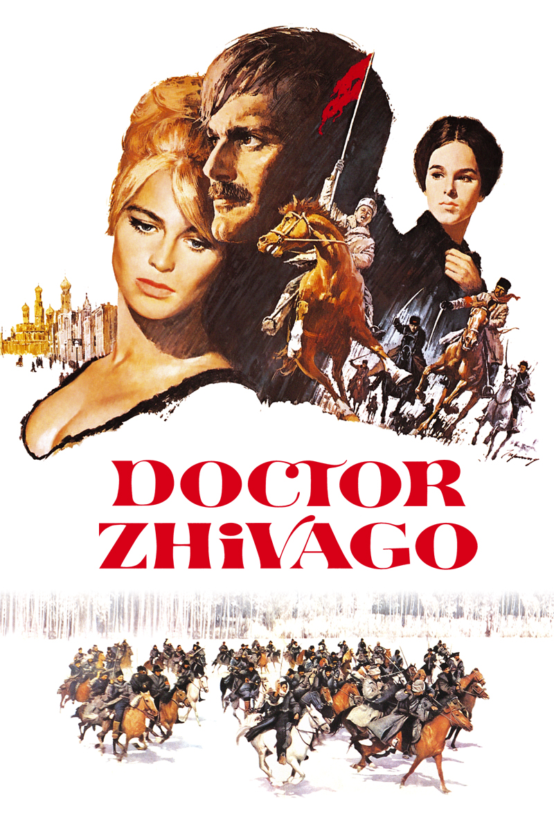 dr zhivago Omar sharif's bedside manner with julie christie made this film a classic as did maurice jarre's oscar-winning score the film: david lean's screen version of boris pasternak's doctor zhivago was a sumptuous, sprawling, epic about the life of a russian doctor-poet who, although married, falls for a political activist's wife and struggles.