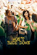 Won't Back Down poster & wallpaper