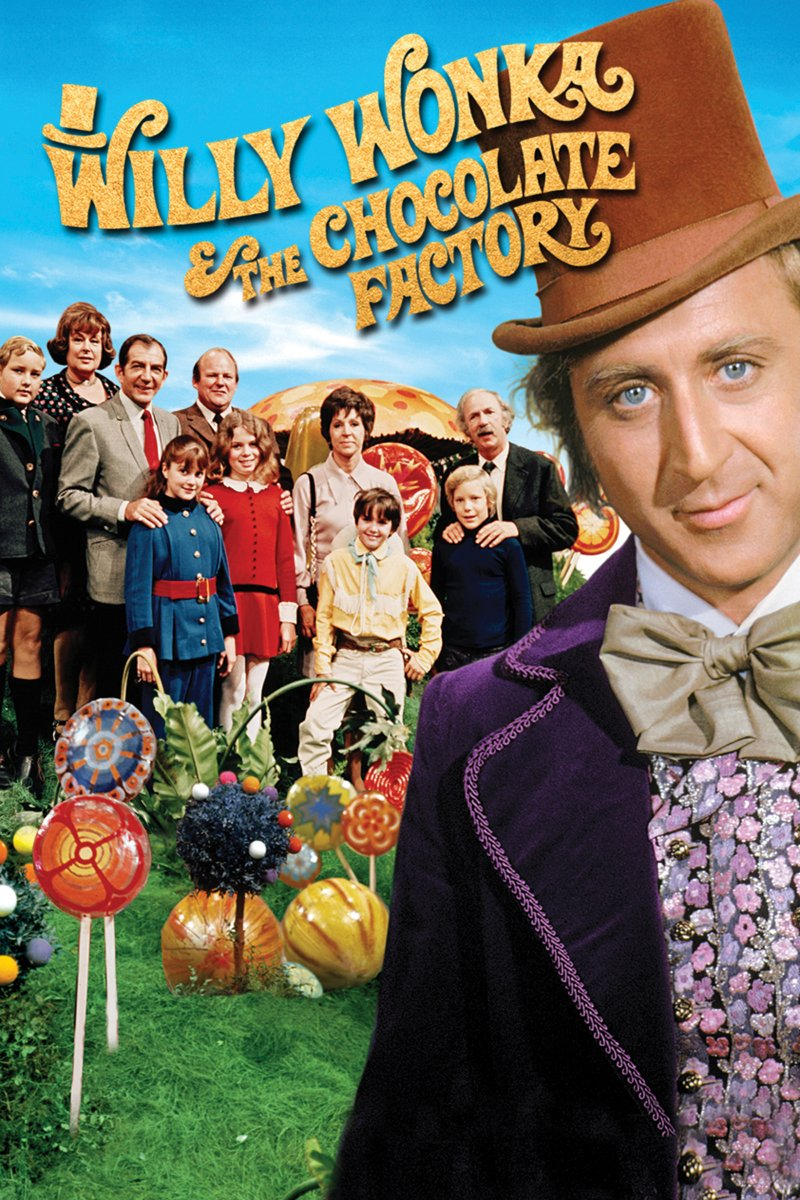 Willy Wonka and the Chocolate Factory