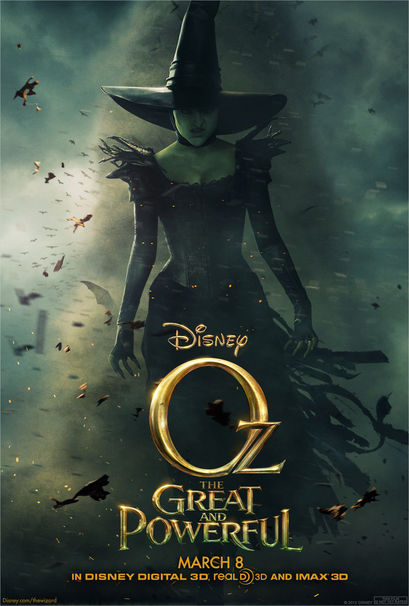 oz and ends  at film com elisabeth rappe offers an essay titled why oz the great and powerful is a major step back for witches and women it builds on the questions