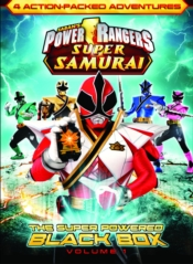 Power Rangers Super Samurai: The Super Powered Black Box (Vol.1)