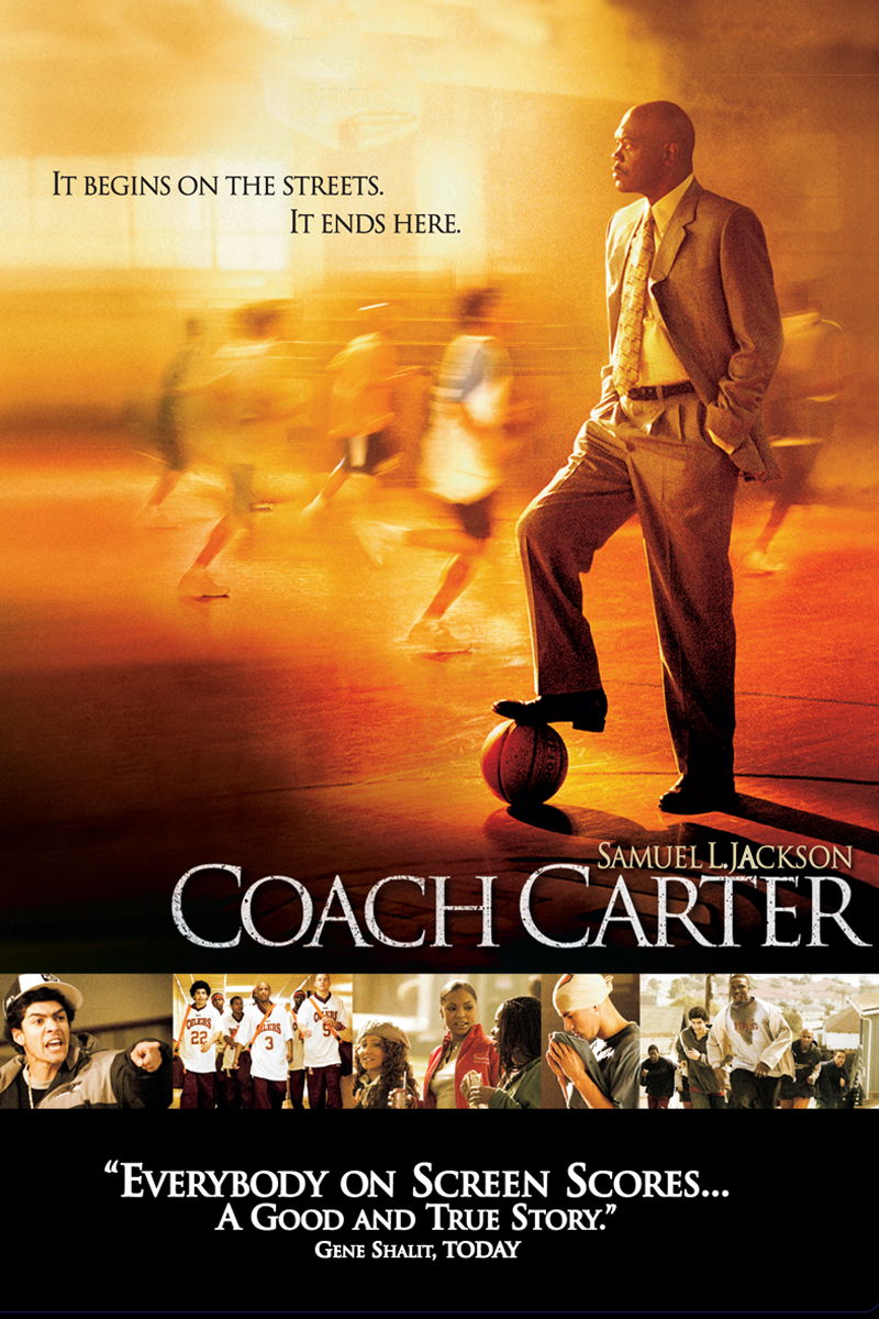 sport psychology film coach carter See more ideas about coach carter, basketball and coaches  movie tv   coach carter (drama, sport): controversy surrounds high school basketball  coach.